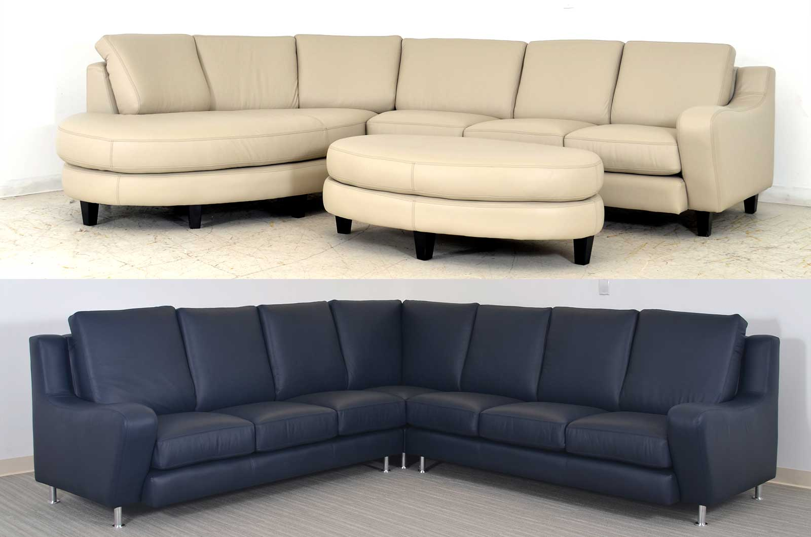 100 Sofa Ottoman Best 25 Tufted Sectional