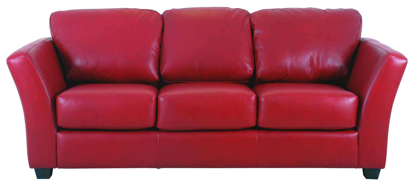 decorating-with-a-red-leather-couch