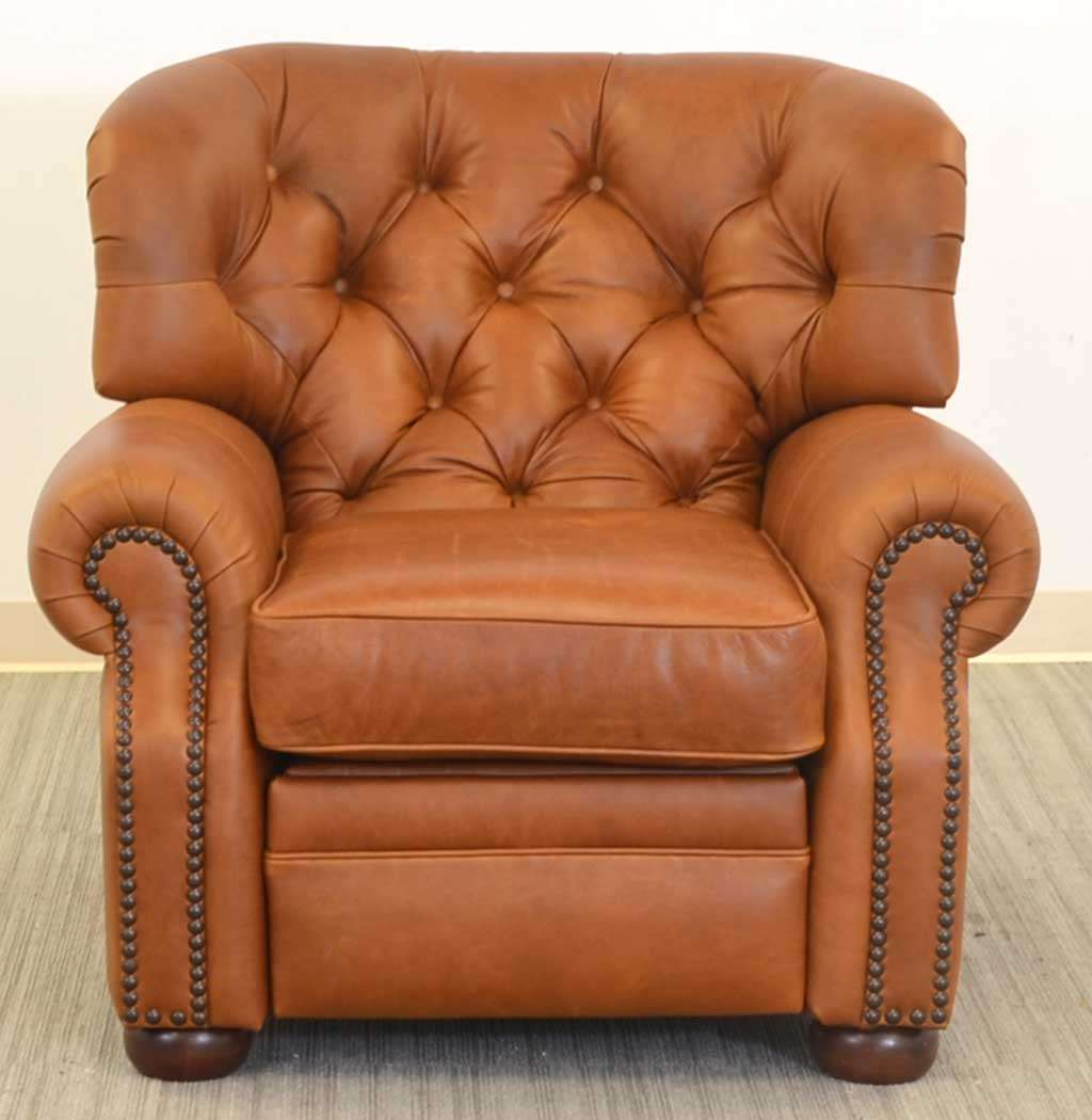 Our Tufted Leather Furniture is Made in the USA