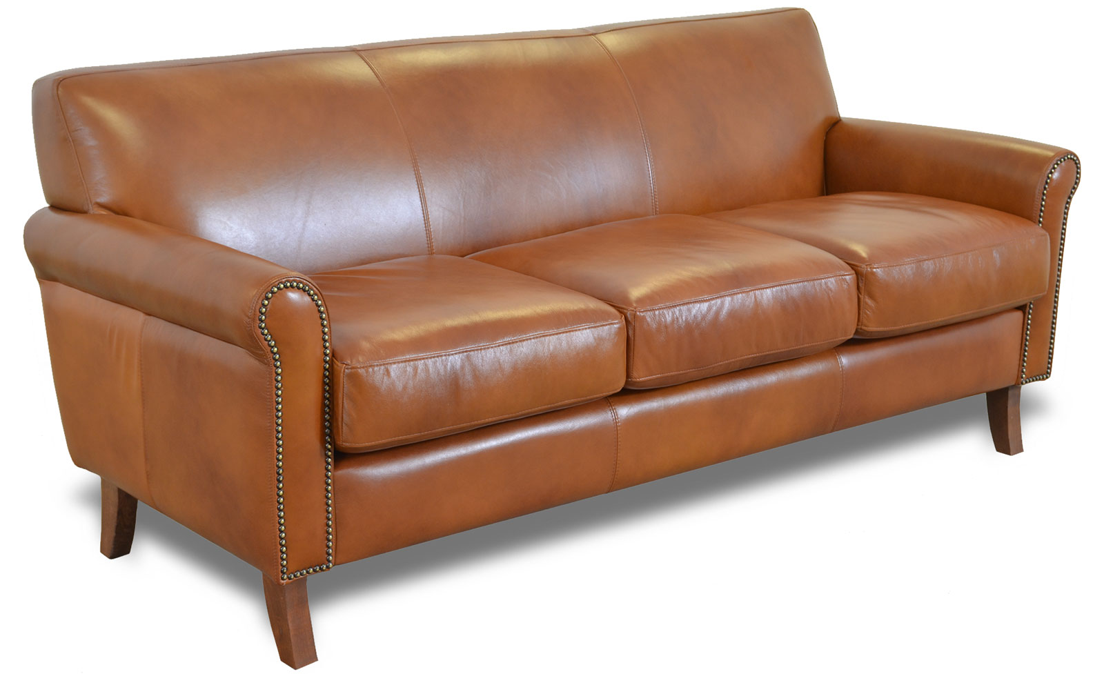 100 Leather Sofa And Chair Shop Sofas Loveseats