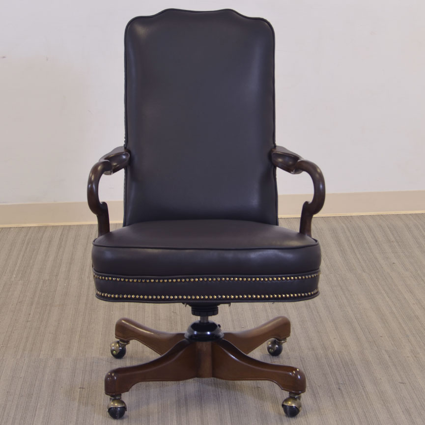 Western Office Chair Texas Home The Leather Sofa Company