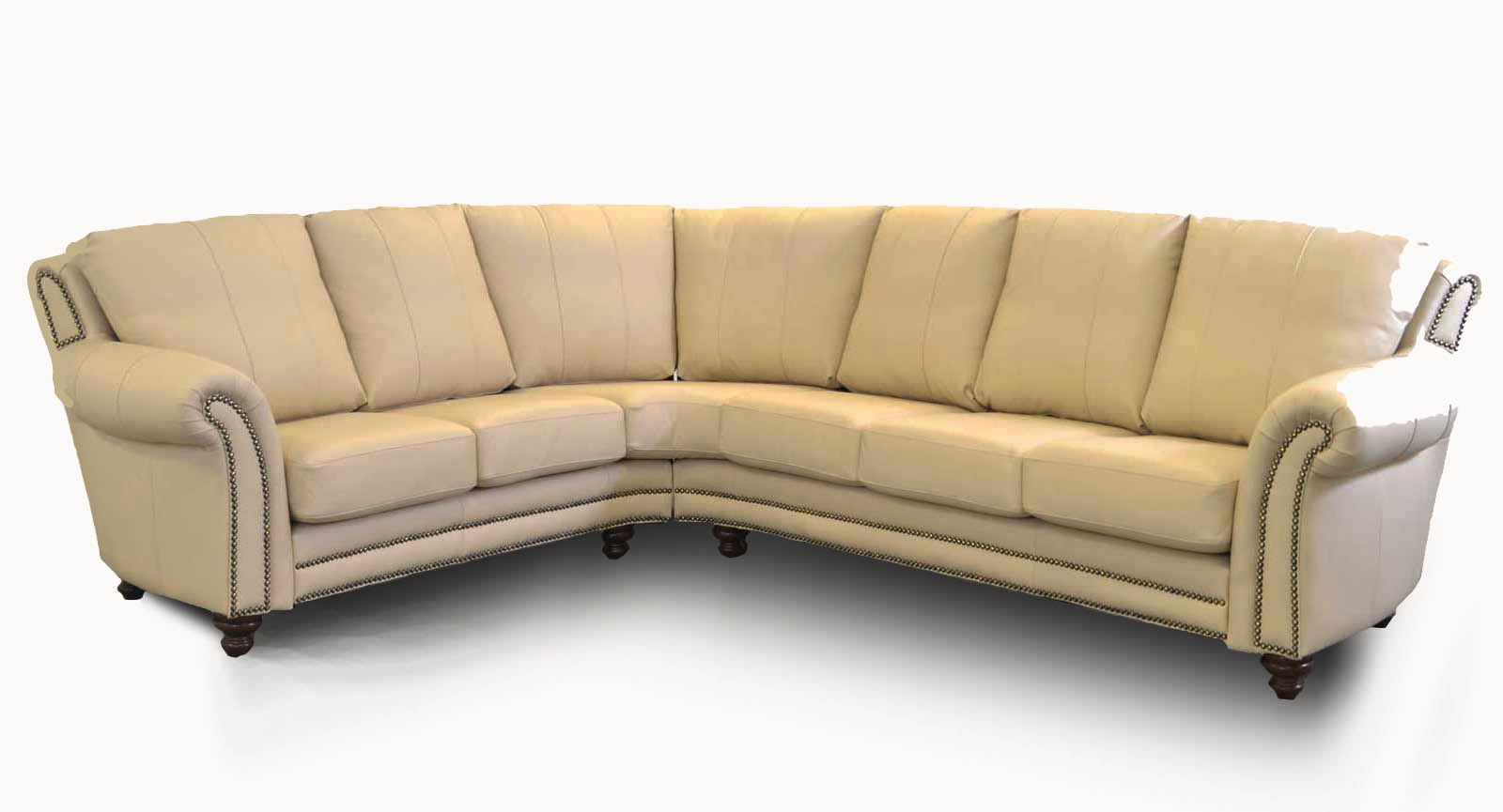 Right Arm Loveseat Wedge Left Arm Sofa Wedge