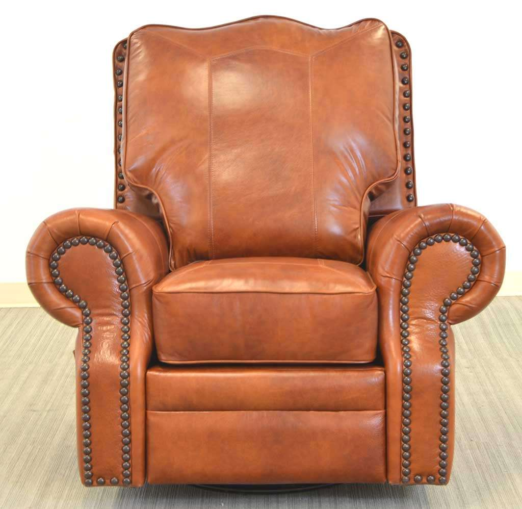 Comfortable leather recliners the leather sofa company - Modern leather recliner that is totally comfortable ...