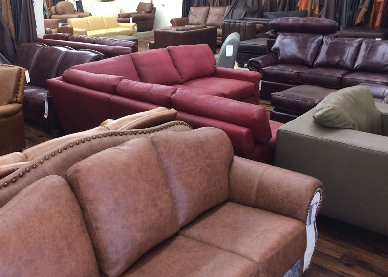Colors Of Leather Furniture The Leather Sofa Company