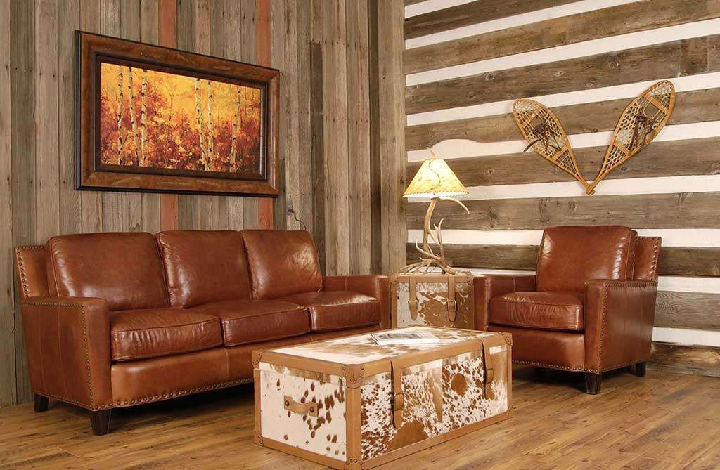 Decorating With Southwestern Leather Furniture ‹‹ The ...