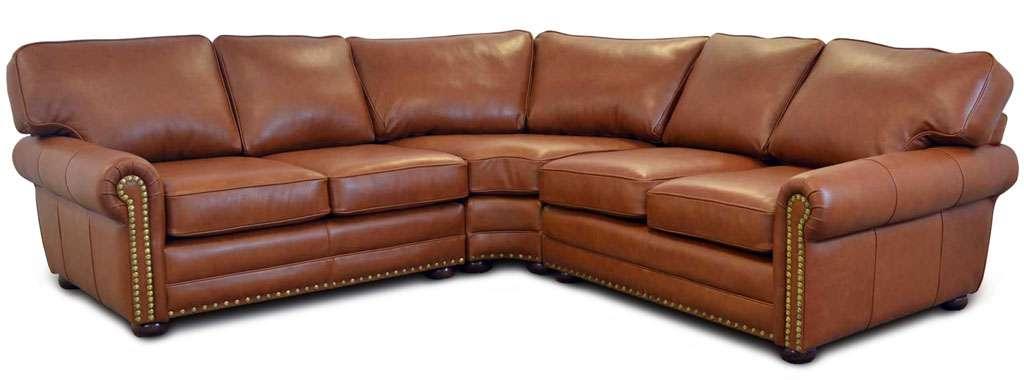 Furniture The Leather Sofa