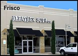 Frisco Store 469 633 7800 Locations The Leather Sofa Company