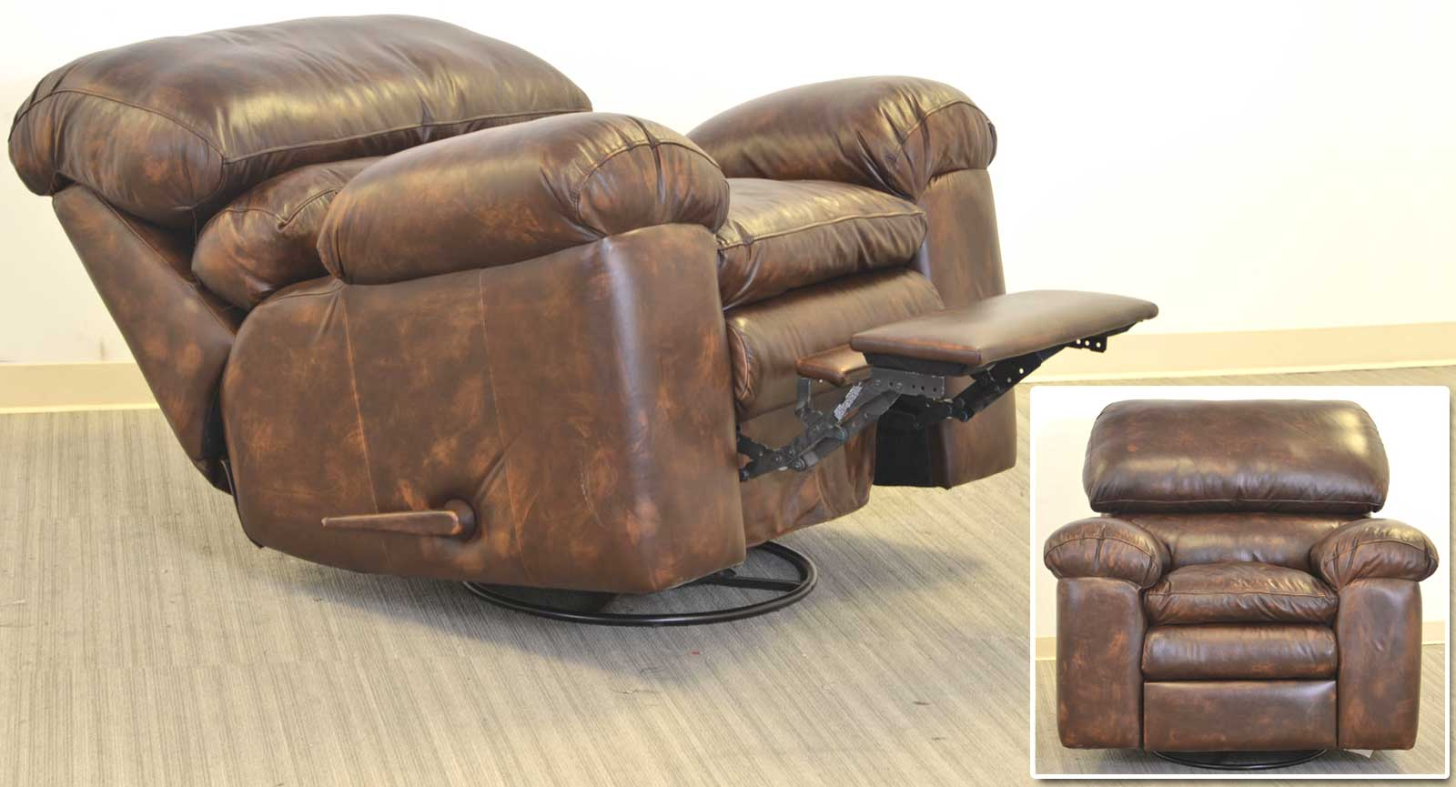 Swivel Glider Recliner A