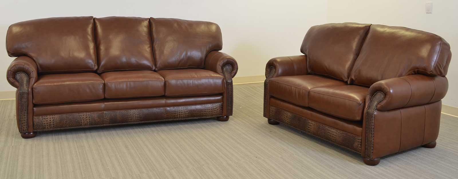 Chicago Sofa ‹‹ The Leather Sofa Company