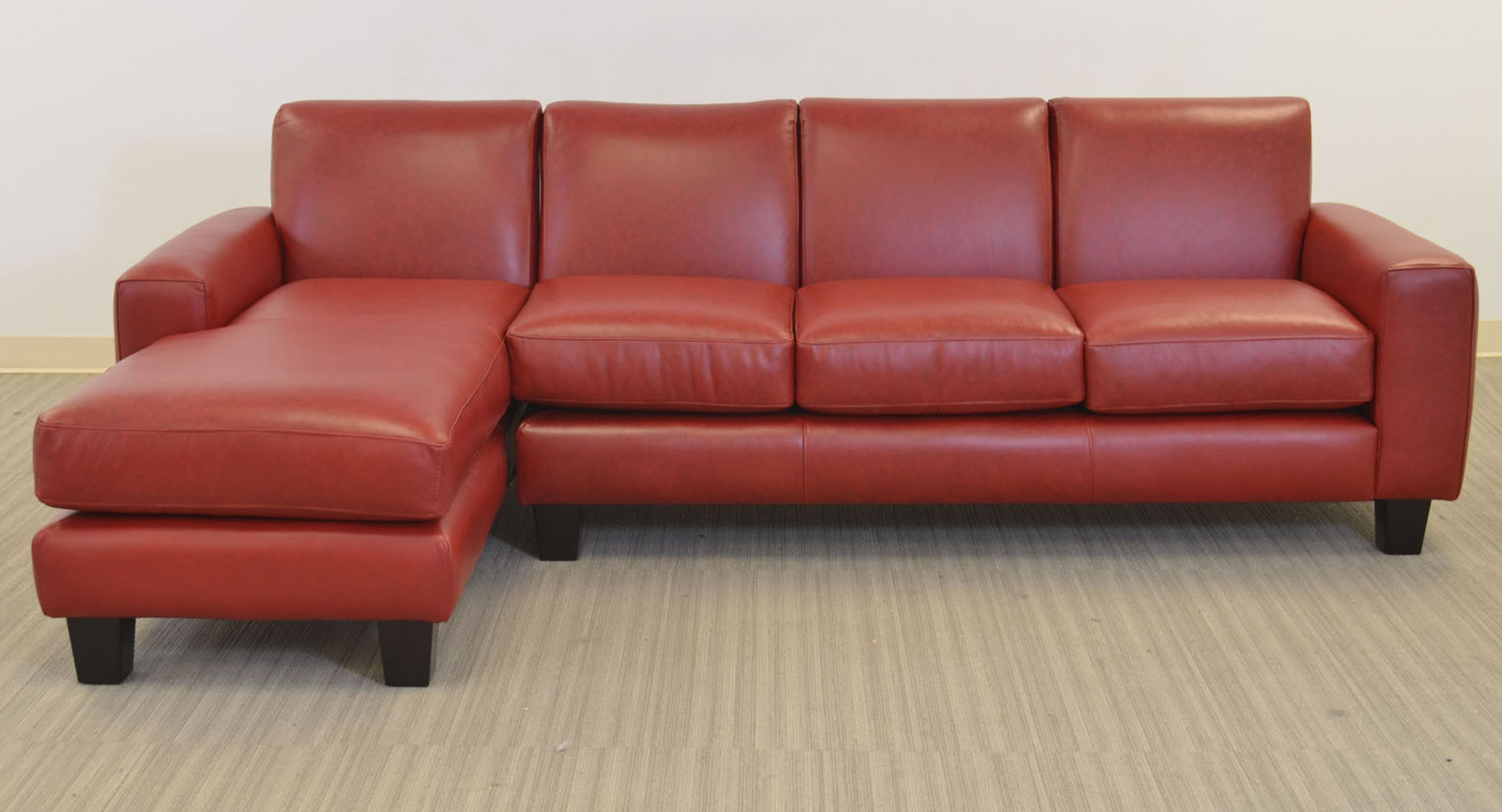 Elegante 4 Seat Sectional Chaise