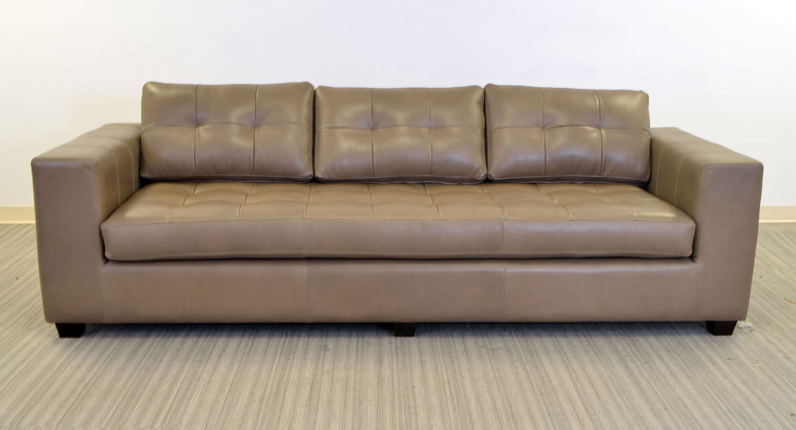 Gev One Cushion Sofa