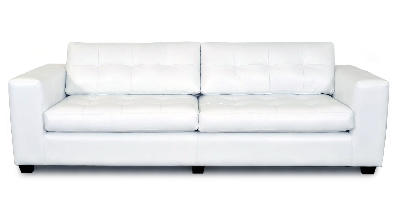 Gev Two Cushion Sofa