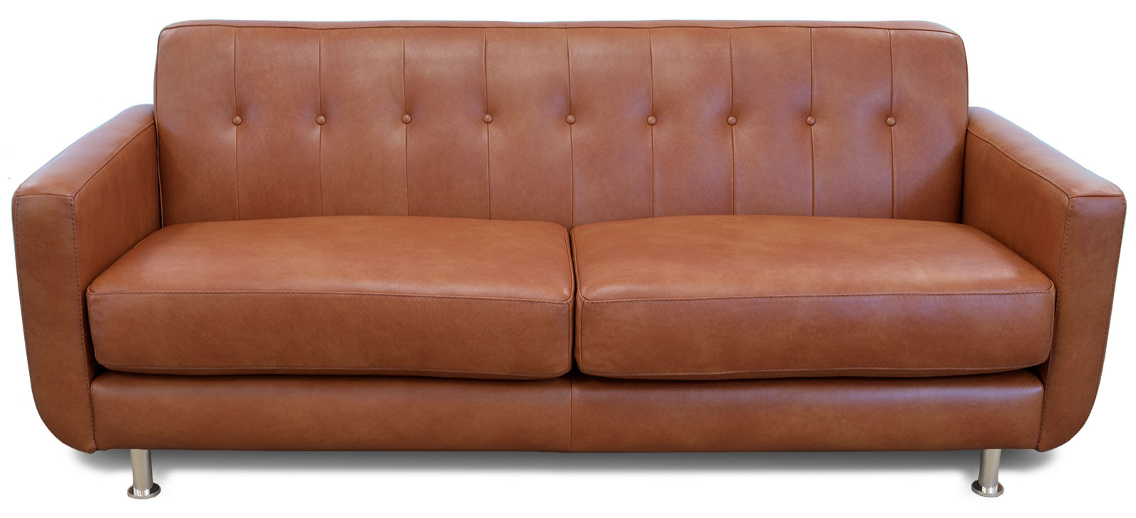 2 cushion sofa down cushion sofa foter thesofa for Sofa company