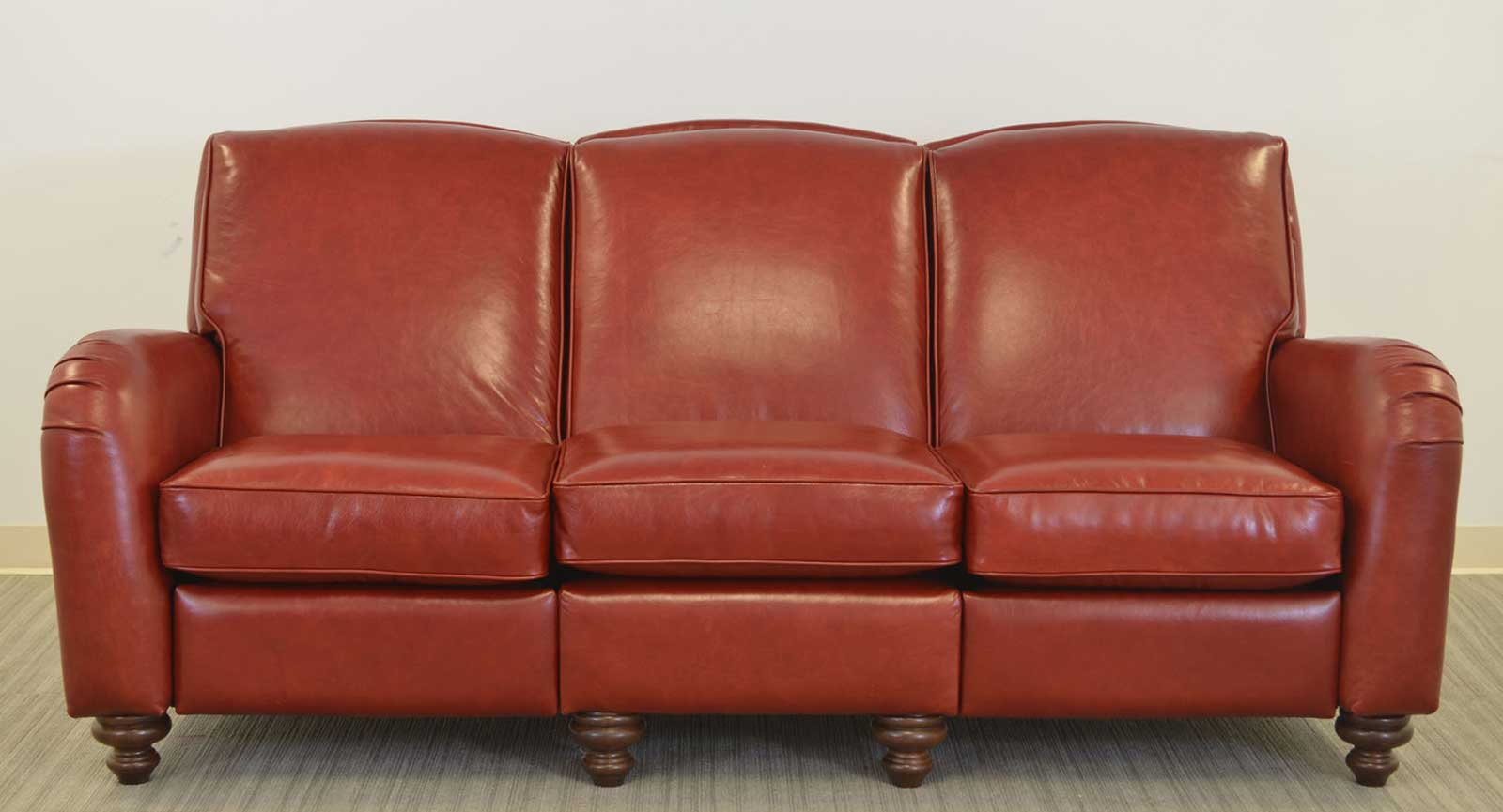 Sofa Two Incliners