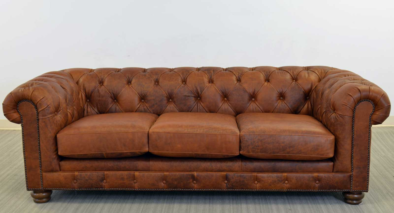 Three Seat Sofa B