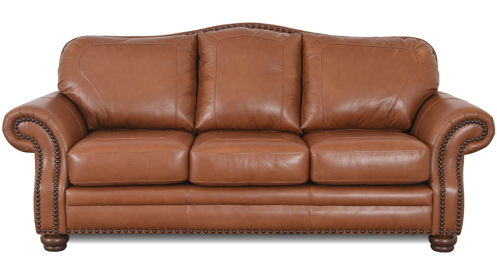 Three Seat Sofa Nailheads