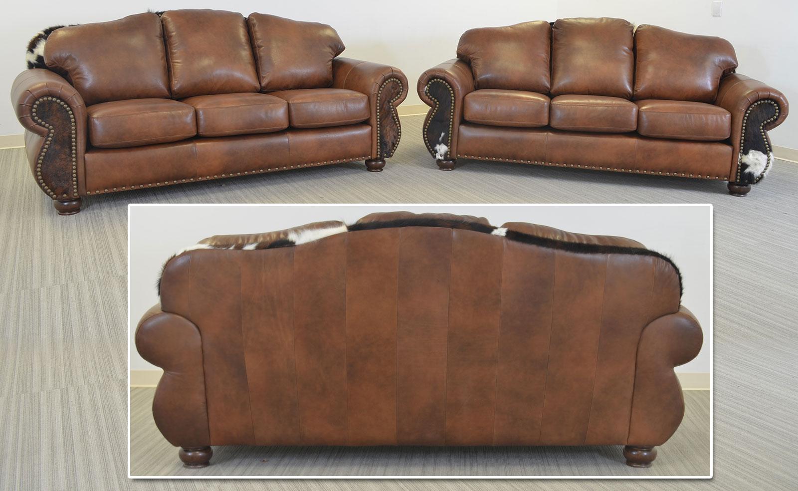 Remington Sofa The Leather Sofa Company