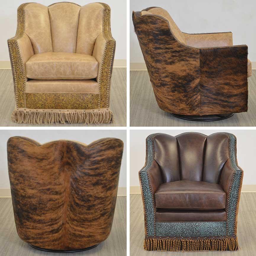 Leather Furniture Company: Sherri Chair ‹‹ The Leather Sofa Company